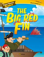 Smart Phonics Readers 2-2. The Big Red Fin