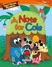 Smart Phonics Readers 3-3. A Note for Cole